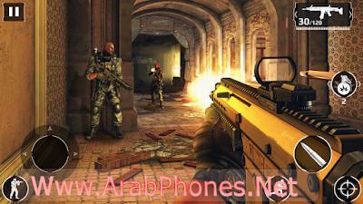 تحميل لعبة Modern Combat 5: Blackout v1.8.1b مهكرة للاندرويد