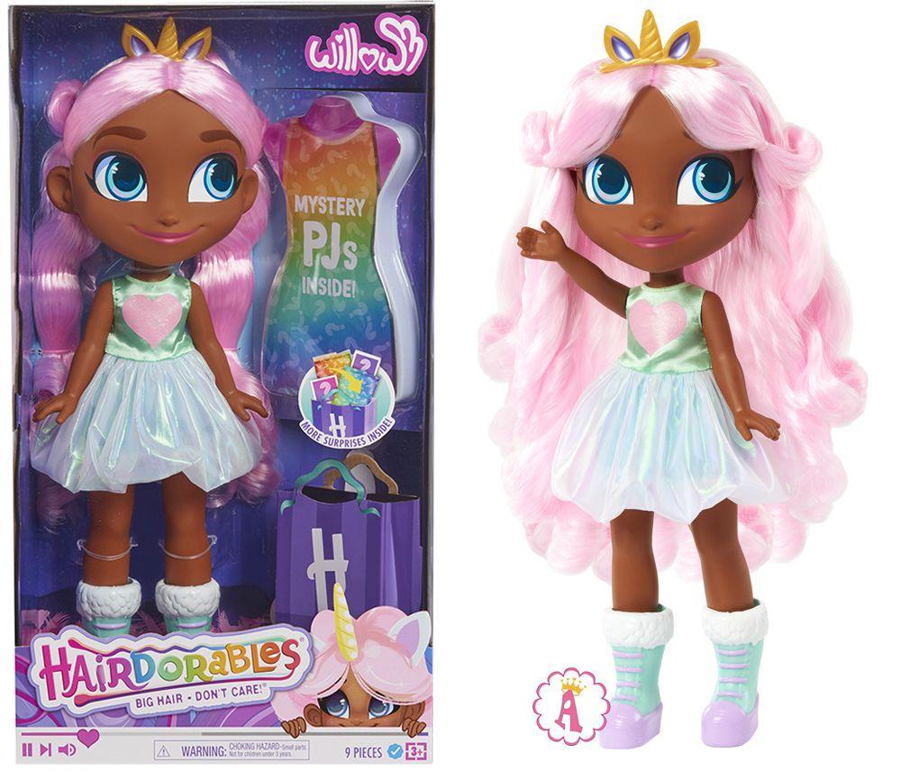 Большая кукла Хэрдораблс Виллоу 46 см Hairdorables Mystery Doll Willow 18 inch