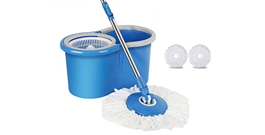 HOLME'S Magic Spin Mop