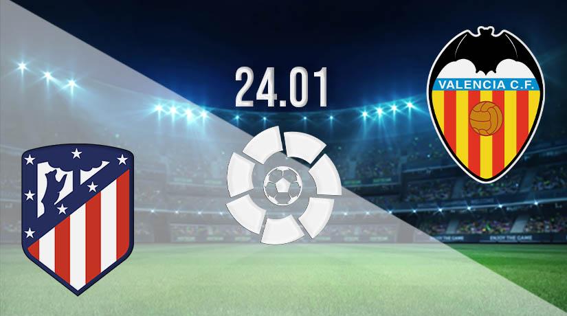 بث مباشر مباراة اتلتيكو مدريد وفالنسيا