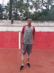 Jovem de Capinzal do Norte ganha destaque na base do Vila Nova de Goiás