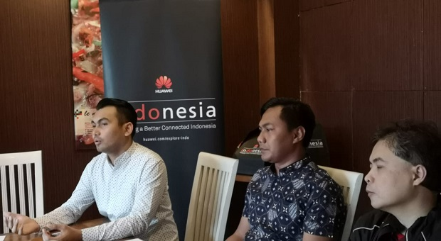 Huawei Pererat Kemitraan Dengan 3 Kampus di Bandung
