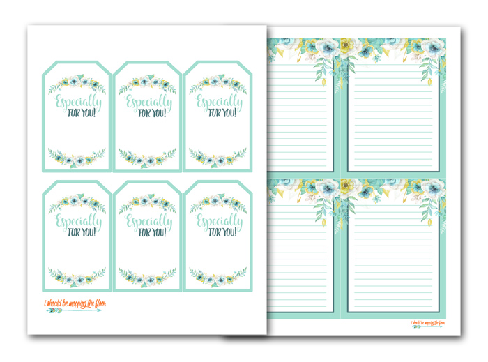 Gift Tags and Note Cards