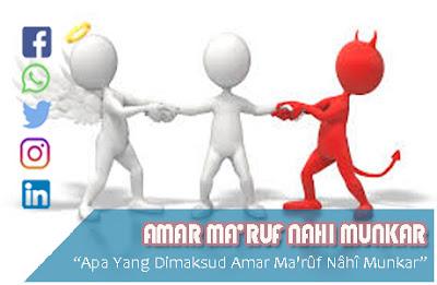 Amar Ma'rûf Nâhî Munkar