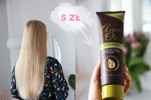 Świetna odżywka do włosów za 5 zł z olejami | Argan Oil ♥ - czytaj dalej »