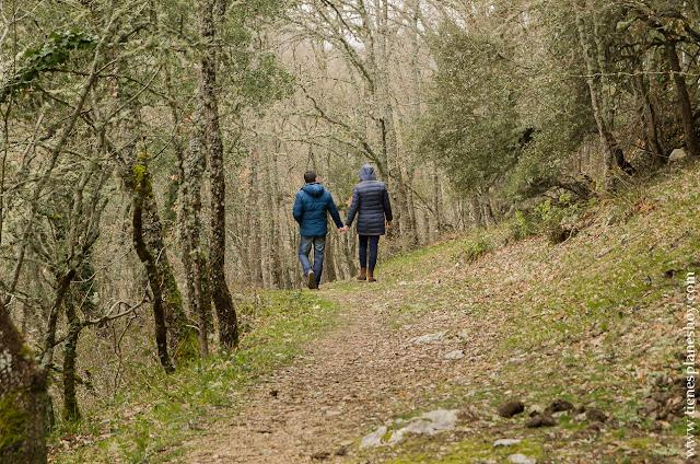 Ojo Guareña paisaje Burgos turismo Castilla y Leon paisajes