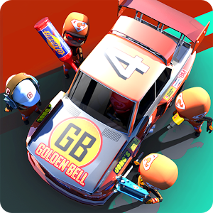 PIT STOP RACING : MANAGER v1.4.2 Mod Apk [Money / Experience]