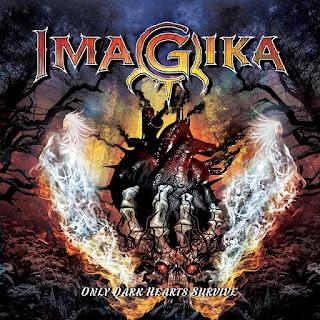 """Το βίντεο των Imagika για το """"Only Dark Hearts Survive"""" από το ομότιτλο album"""
