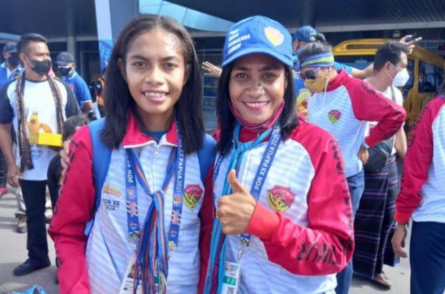 Atlet Cabor Atletik Putri 3.000 Meter Asal NTT Target Rebut Emas