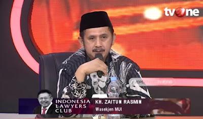 Wasekjen MUI: Umat Islam Akan Tuntut Kembali Piagam Jakarta Jika Pancasila Diutak-atik