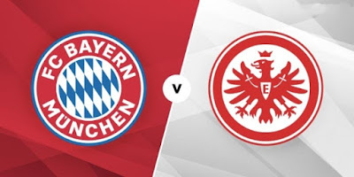 مشاهدة مباراة بايرن ميونخ ضد فرانكفورت 20-2-2021 بث مباشر في الدوري الالماني
