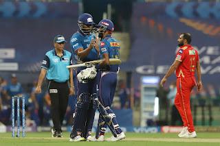 MI vs PBKS 42nd Match IPL 2021 Highlights