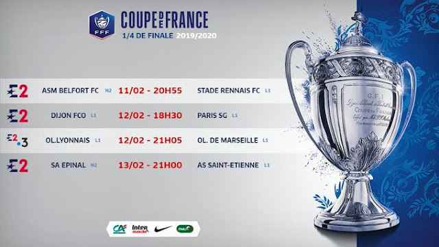 Prediksi Belfort vs Rennes — 12 Februari 2020
