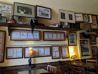 pizzeria rynek 5 lublin interior