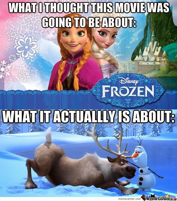 Incidental Sarcasm Disney Memes Part 2 Frozen