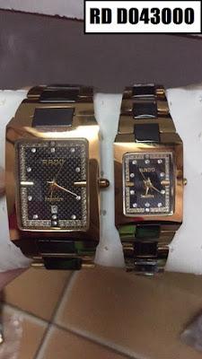 Đồng hồ cặp đôi Rado Đ043000