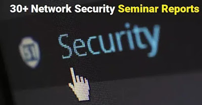 network security seminar topics 2019