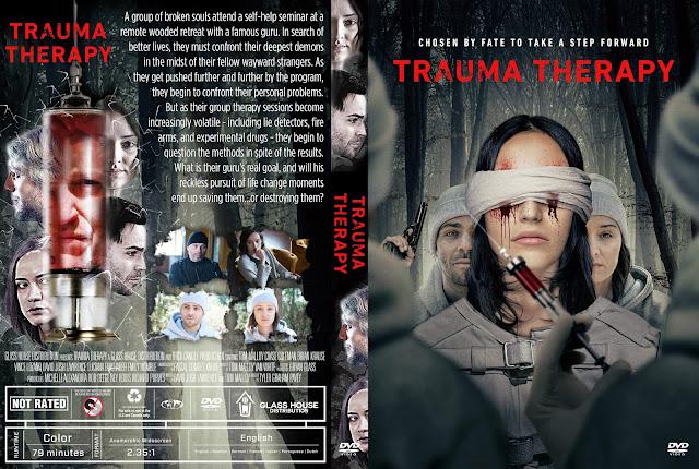 Trauma Therapy DVD Cover