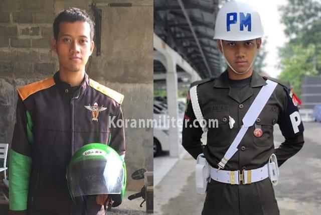 Semangat Abang Ojol Yang Sukses Menjadi Seorang Polisi Militer
