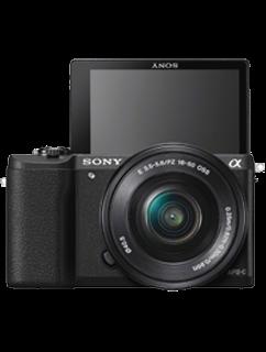 Best Vlogging Camera Sony Sony Alpha | 24.3MP Digital SLR Camera