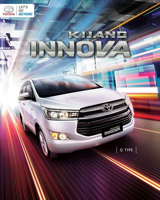 Harga Toyota All New Kijang Innova Alphard 2018 Redesign Paket Kredit Venturer Pontianak