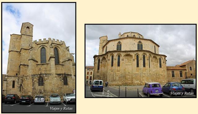 Iglesia de Nuestra Señora de Lamourguier y Saint Paul de Narbonne