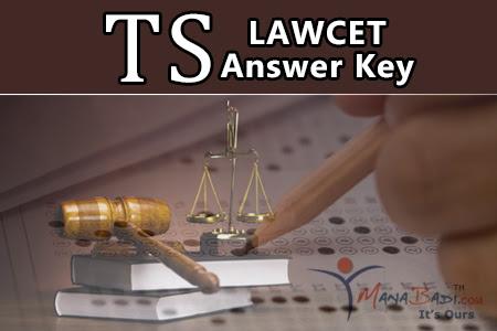 TS lawcet Answer Key 2021