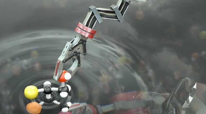 molecular robot