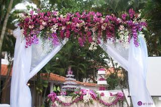 mẫu cổng hoa cưới đẹp nhất 11