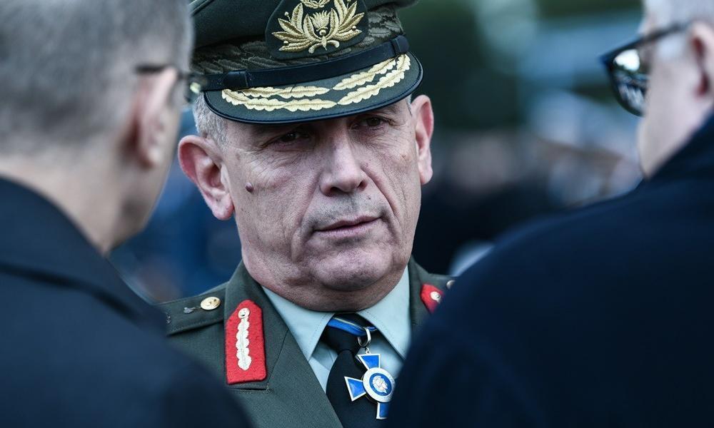 ''Πάγωσαν'' οι Τούρκοι με τις δηλώσεις του Α/ΓΕΕΘΑ Κ. Φλώρου: ''Μας απείλησε!''