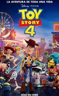 Toy Story 4 (2019) BDRip 1080p 3D HOU Latino