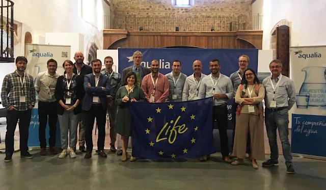 AIMEN en una iniciativa europea para el tratamiento de aguas residuales y recuperación de recursos hídricos