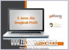Ebook 5 Jurus Jitu Dongkrak Profit