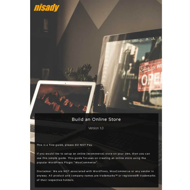 Build an Online Store by Nisady