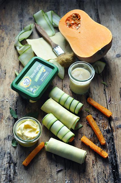 Mes cannellonis aux légumes préparation 2