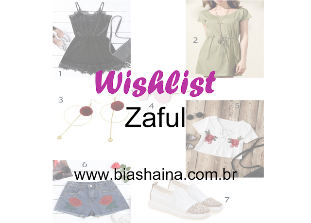 Wishlis Zaful