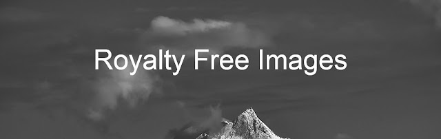 Mountains royalty free images