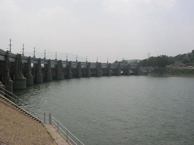 mettur dam 16 bridge