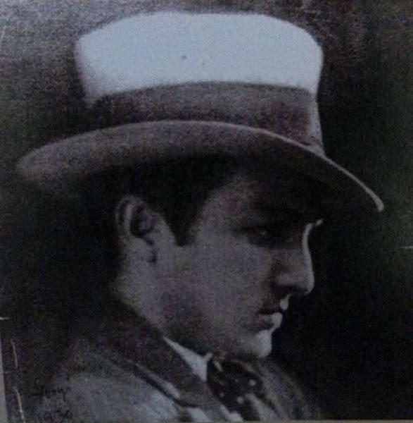 Yoryi Morel con sombrero