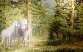 pinturas-caballos-manifestaciones-campos caballos-pinturas-oleo
