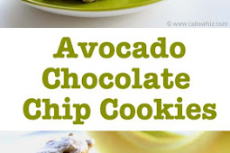 KETO AVOCADO COOKIES