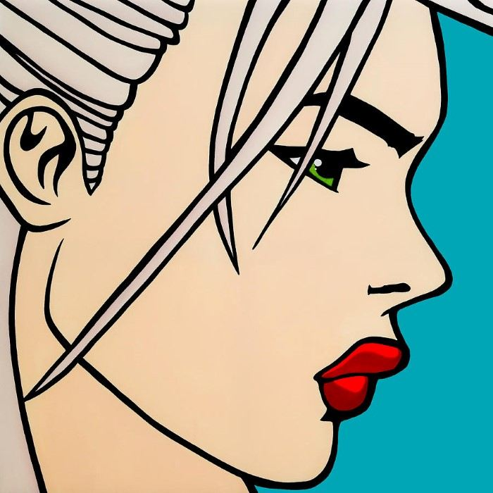 Картины в стиле поп-арт. Tom Fedro