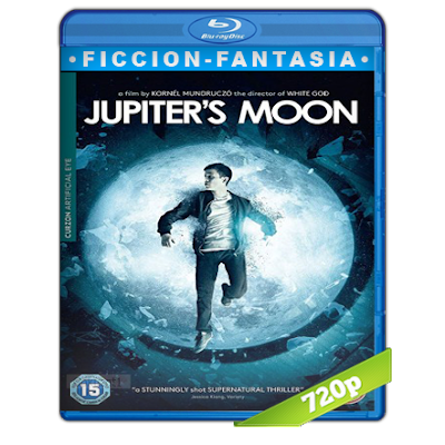 La Luna De Jupiter (2017) BRRip 720p Audio Castellano 5.1