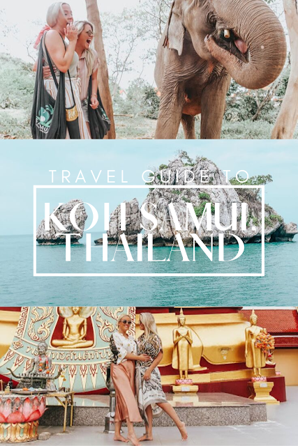 travel guide to koh samui, thailand