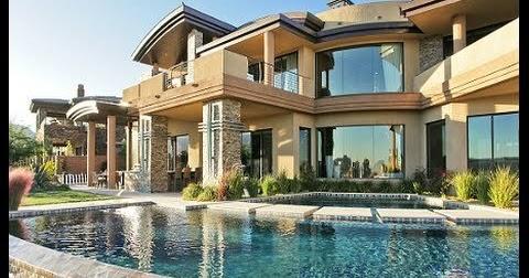 Multi million dollar homes with pools las vegas hende for 7 million dollar homes for sale