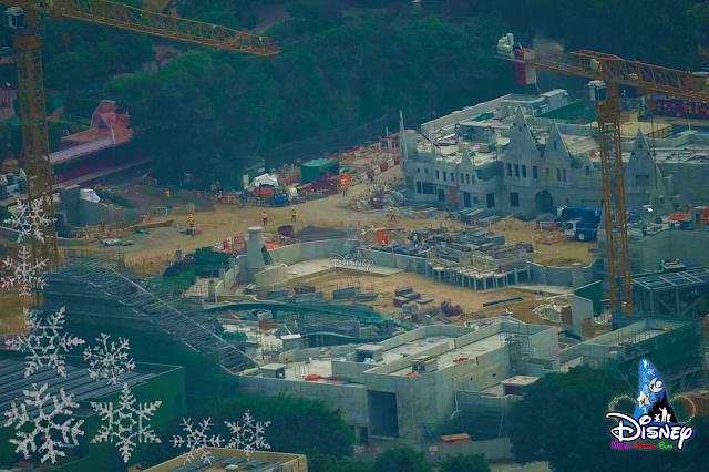 HKDL擴建直擊報導2020年12月號MARVEL主題區及魔雪奇緣世界, Construction-Updates-of-the-Marvel-Themed-Area-and-Arendelle-World of-Frozen-December-2020