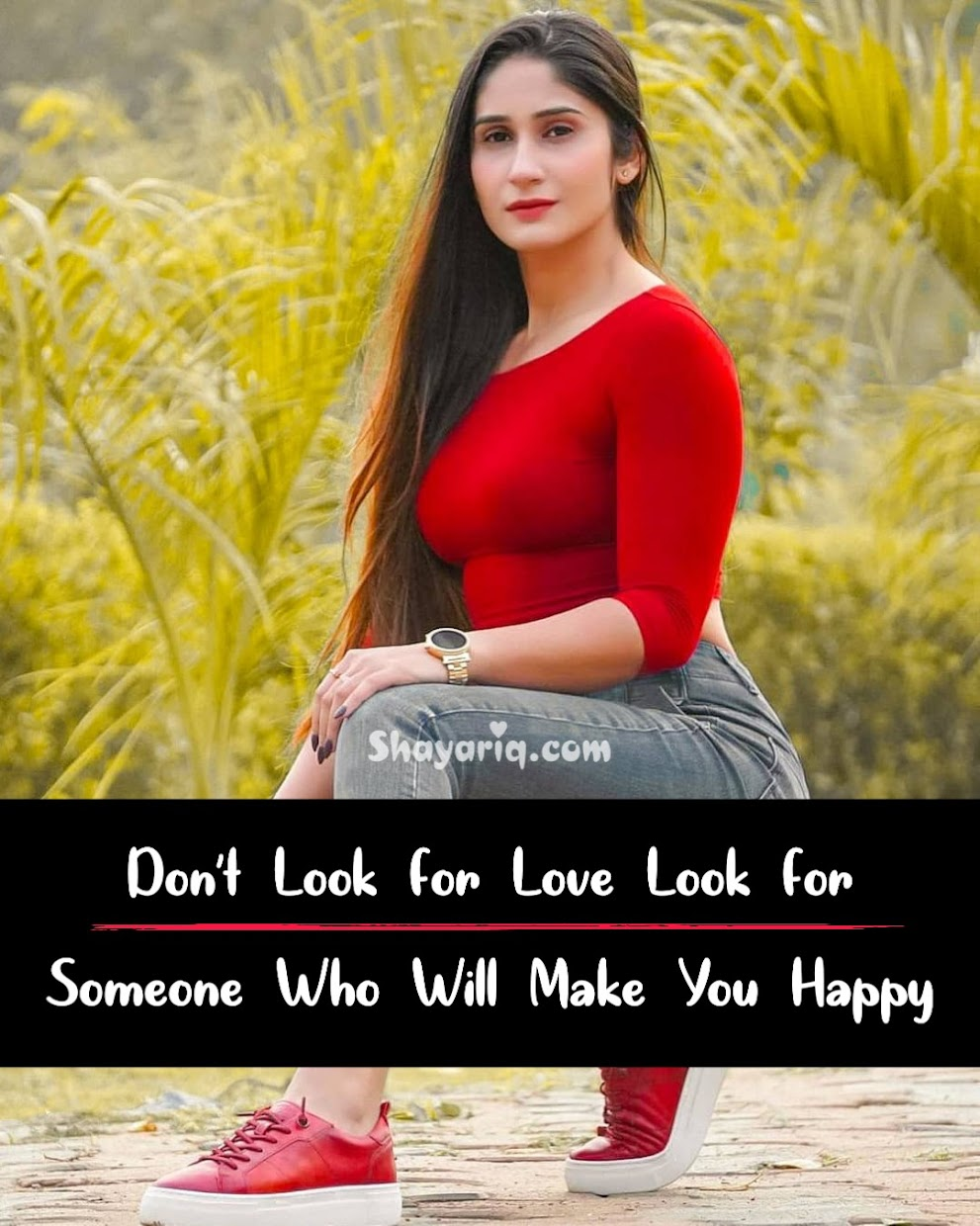 Don't Look for Love - Love Quotes Short
