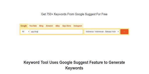Google Suggest Tools