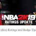 NBA 2K19 - Official Roster Update - [Offline Users]