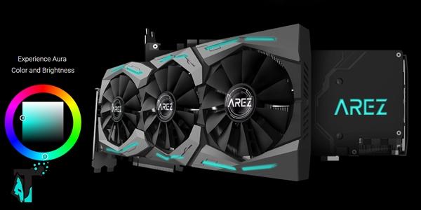 ASUS kini Ciptakan  AREZ Versi Radeon